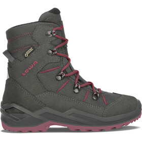 Lowa Rufus GTX Saappaat Lapset, anthracite/berry